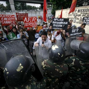 Dispatches: Killings of Philippine Tribal Members Spark Public Furor