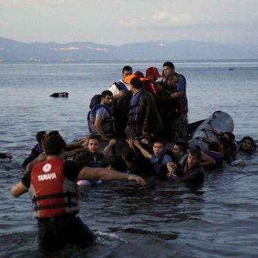 Dispatches: As Flows in Aegean Sea Increase, So Do Deaths
