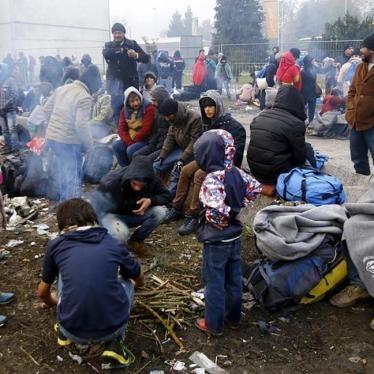 UE / Balkans : Le plan d'action relatif à la migration comporte des éléments contradictoires