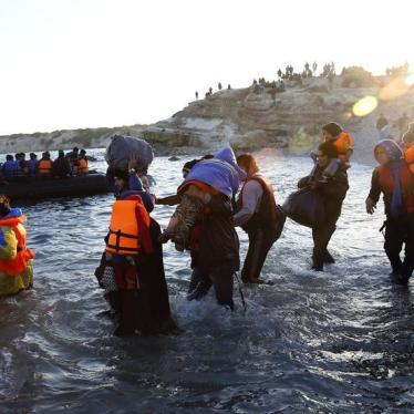 Dispatches: Masked Men Continue to Attack Migrant Boats on the Aegean
