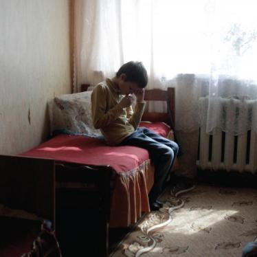 俄罗斯:身心障碍儿童遭受歧视