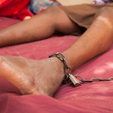 Somaliland : Des personnes handicapées sont victimes de maltraitance et de négligence