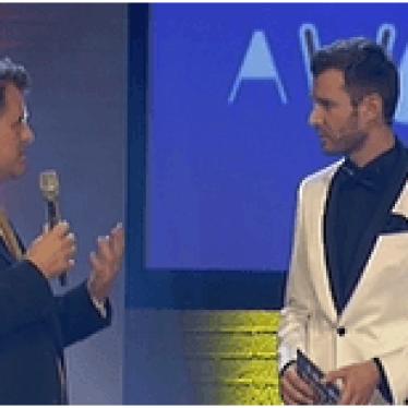 Boris Dittrich bei den 27. Teddy Awards auf der Berlinale