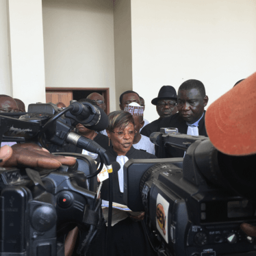 Dispatches: A Long Journey Ends As Habre Trial Begins