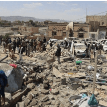 Dispatches: Special UN Treatment for Saudi-led Coalition in Yemen?