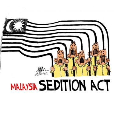 Malaysia: Stop Treating Criticism as a Crime