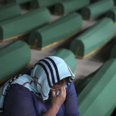 Twenty Years after Srebrenica, Incomplete Justice