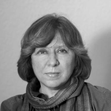 Belarus: Independent Voice Wins Nobel Prize