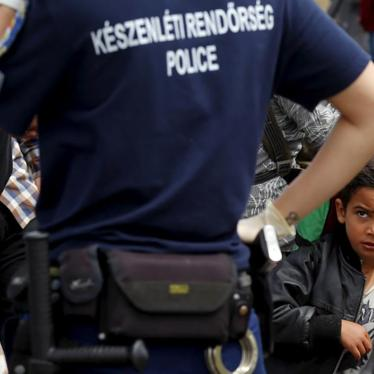 Grim crisis within EU borders