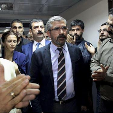 Turkey: Rights Lawyer Faces Terrorism Probe