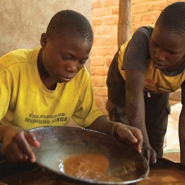Weltweiter Profit durch gefährliche Kinderarbeit