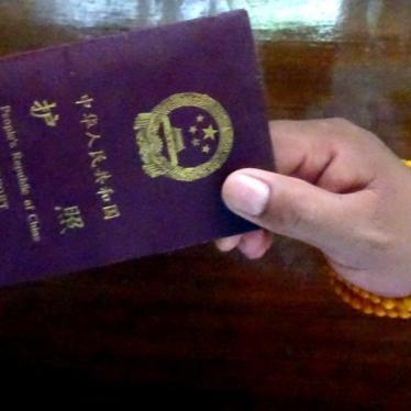 中国:应取消对藏族及其他人旅行的双轨制