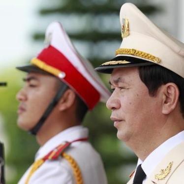 越南:以'国家安全罪'大肆滥捕