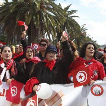 Tunisia: A Step Forward for Women's Rights