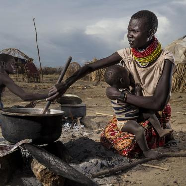 Climate change and Ethiopia have the people of Turkana in a devastating pincer grip