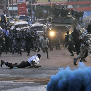 Uganda: End Police Obstruction of Gatherings