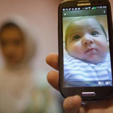 Dispatches: A Baby's Death in Russia – No Words Left