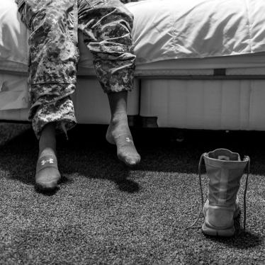 Dispatches: Victim Protection Key to Ending US Military Sexual Assaults