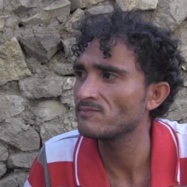 Belkis: testigo de abusos en Yemen