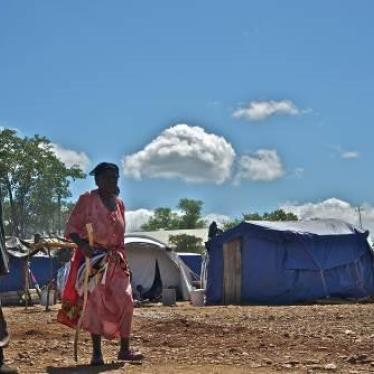 Dispatches: New Hope for Zimbabwe Flood Victims
