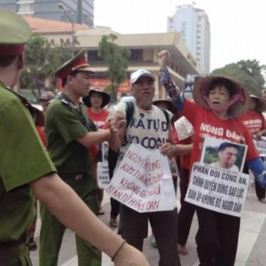 Vietnam: Drop Charges and Free Land Rights Activist