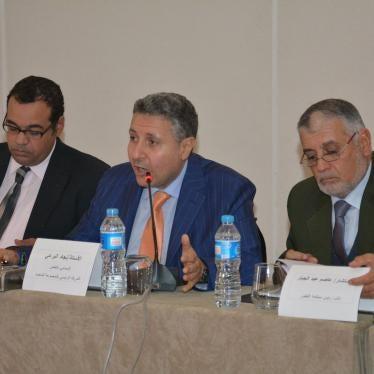 Egypt: Stop Retaliation for Anti-Torture Proposal