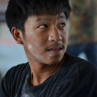Thailand: Free Hunger-Striking Activist