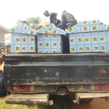 刚果民主共和国:保护贝尼平民免于攻击