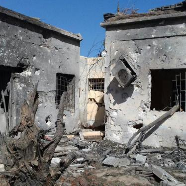 Libya: 16 Civilians Killed in Derna Airstrikes