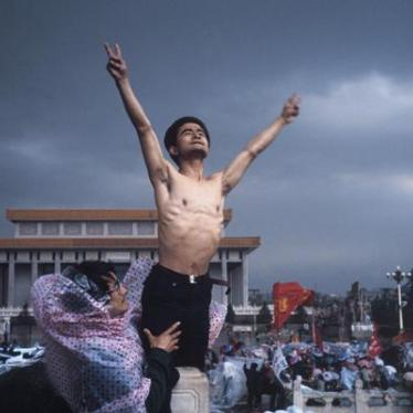China: End Denial About Tiananmen Massacre