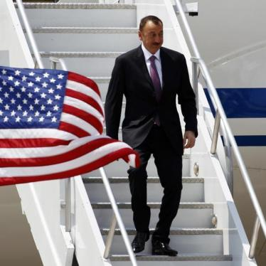 Azerbaijan: US Should Urge Further Prisoner Releases