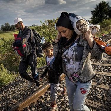 欧洲联盟:难民应对未达标准
