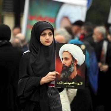 Saudi Arabia: Mass Execution Largest Since 1980