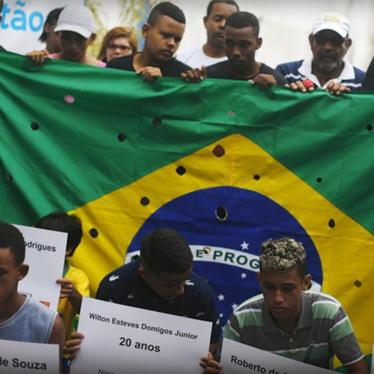 Brazil: Curb Police and Prison Abuses