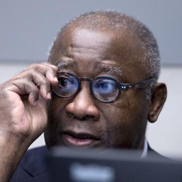 Dispatches: Once Untouchable, Now In The Dock of The ICC