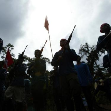 Dispatches: Fighting Over Child Soldiers in the Philippines