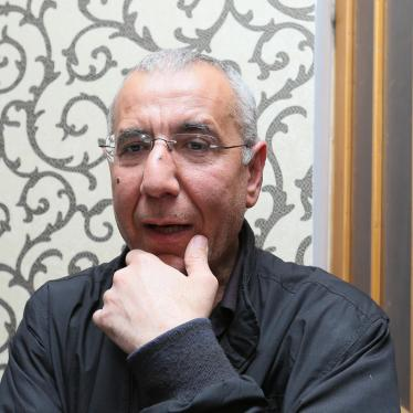 Dispatches: Top Rights Lawyer Freed in Azerbaijan