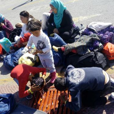 Dispatches: On the Ground in Greece, with the Refugee Crisis