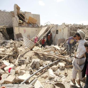 Urgent Need for International Inquiry on Yemen