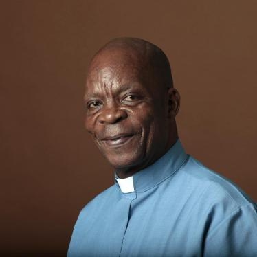 Dispatches: Remembering Congo's Abbé Benoît Kinalegu