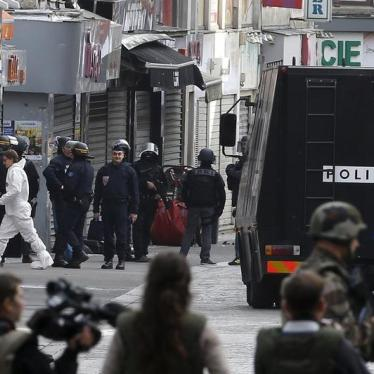 Dispatches: Will France's State of Emergency Ever End?