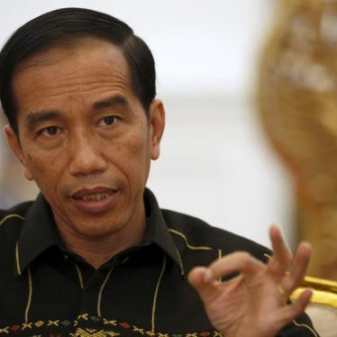 Indonesia President Jokowi Defends LGBT Rights