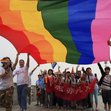 Dispatches: Swimming against the LGBT Tide in China
