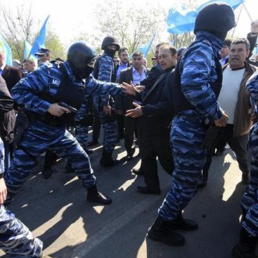 Dispatches: Kremlin Mopping Up the Remaining Dissenters in Crimea
