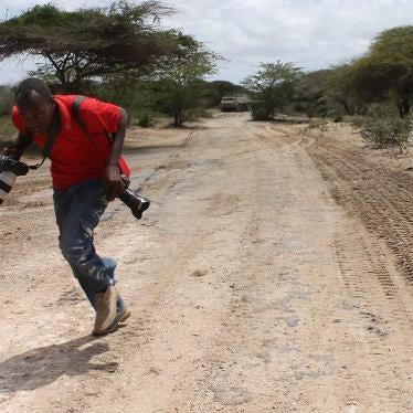 Somalie : Les journalistes pris pour cible