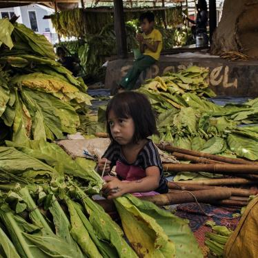Dispatches: On World No Tobacco Day, Remember Indonesia's Child Workers