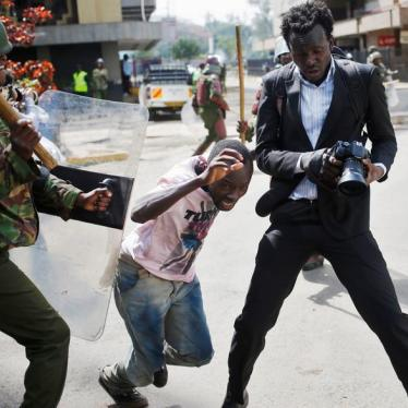 Dispatches: Police Brutality Threatens Rights in Kenya