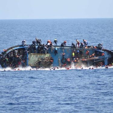 Dispatches: Deadly Week in the Mediterranean