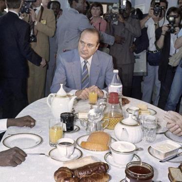 Les États-Unis et la France ont soutenu l'ex-dictateur tchadien Hissène Habré