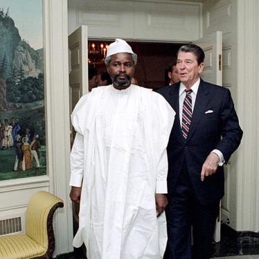 US, France Backed Convicted Chad Dictator